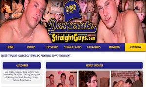 Nice pay porn site with hot men having hard sex