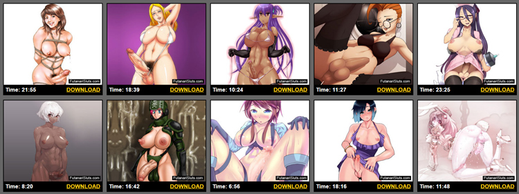 Good hd sex website that feature hot animated trannies