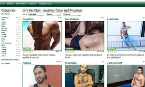 Greatest paid xxx site for gay live cams