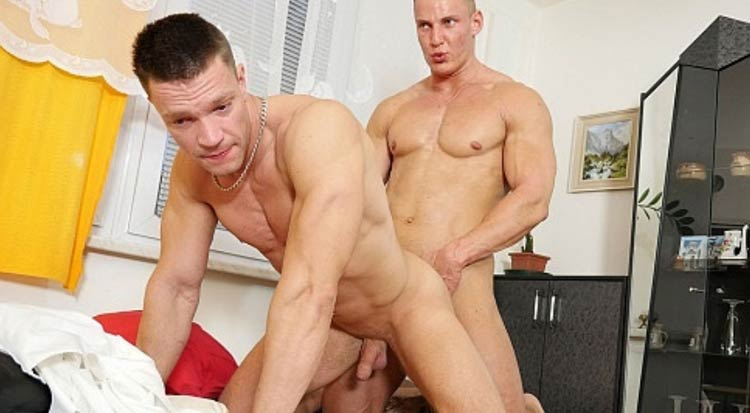 Top hd porn site if you love muscle homosexual men
