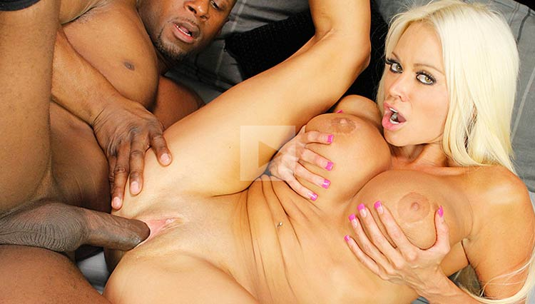 Greatest pay adult site for hardcore interracial porn action
