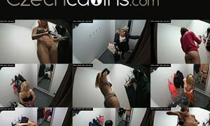 Nice hd porn site with Czech girls spied in dressing rooms
