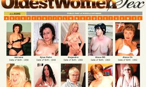 Greatest pay adult website featuring only hot old ladies