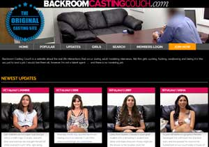 Nice pay sex website providing casting couch porn videos