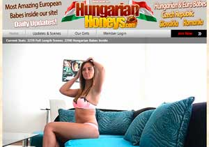 Best pay porn website full of hot chick porn action from Hungary