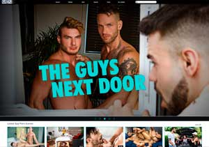 Top pay xxx site featuring hot gay porn material