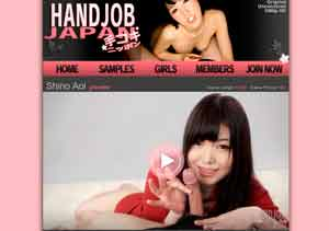 Nice pay sex site where you can find hot Asian handjob porn videos