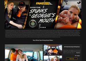 Top pay porn site providing sexy car sex images